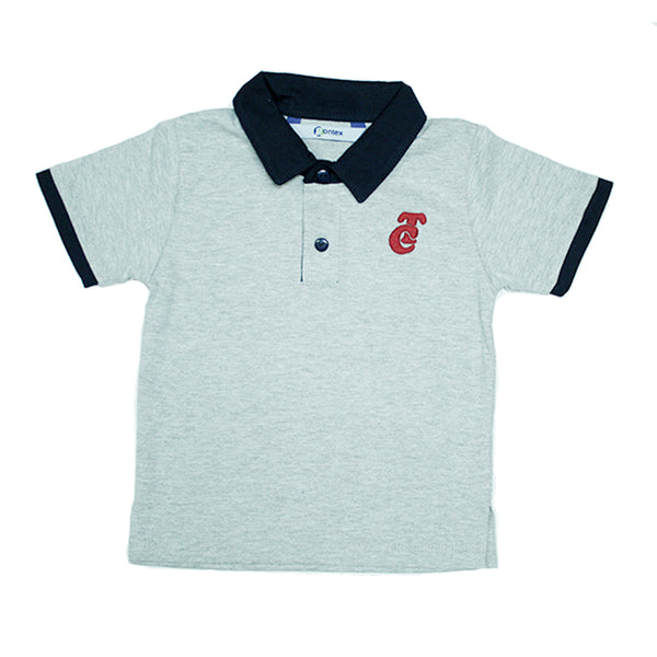 Playera Polo Gris TC Bebe