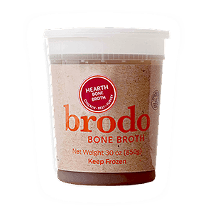 Hearth Broth product shot