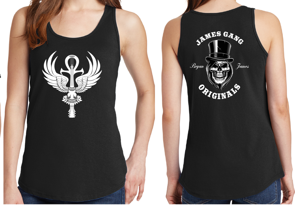 James Gang Tank Tops (Womens)