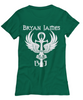 Bryan James Tee Shirt (Women)