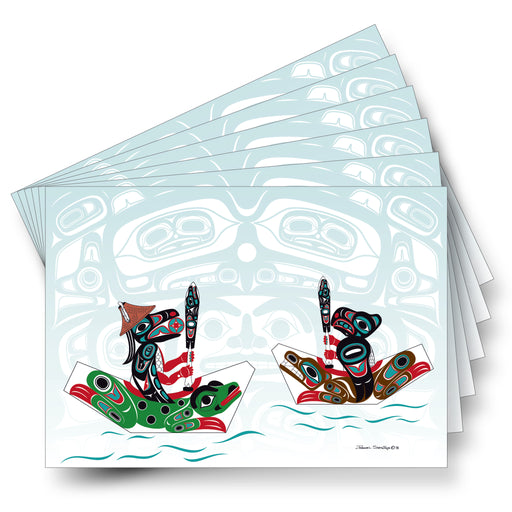 """Shotridge 25th Anniversary"" Art Cards - Shotridge.com"