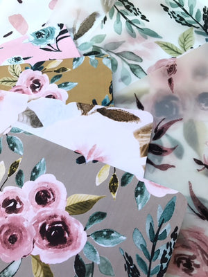 Spring Floral // Double Sided Dividers