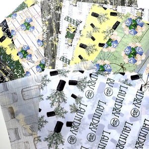 Country Time // Paper Bundle + Foiled Vellum
