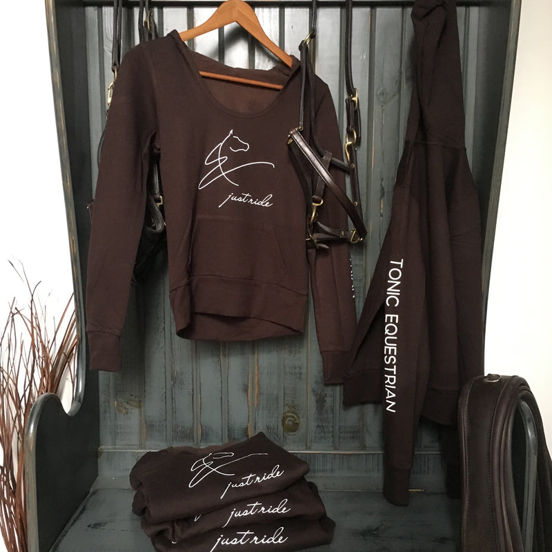 Just Ride Limited Edition Bamboo Hoodies