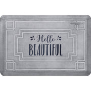 "Signature Exclusive ""Hello Beautiful"" – Gatsby - WellnessMats"