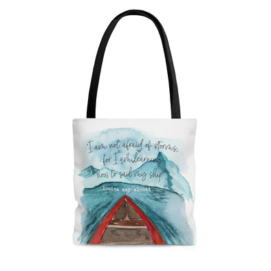 Sail My Ship Tote Bag