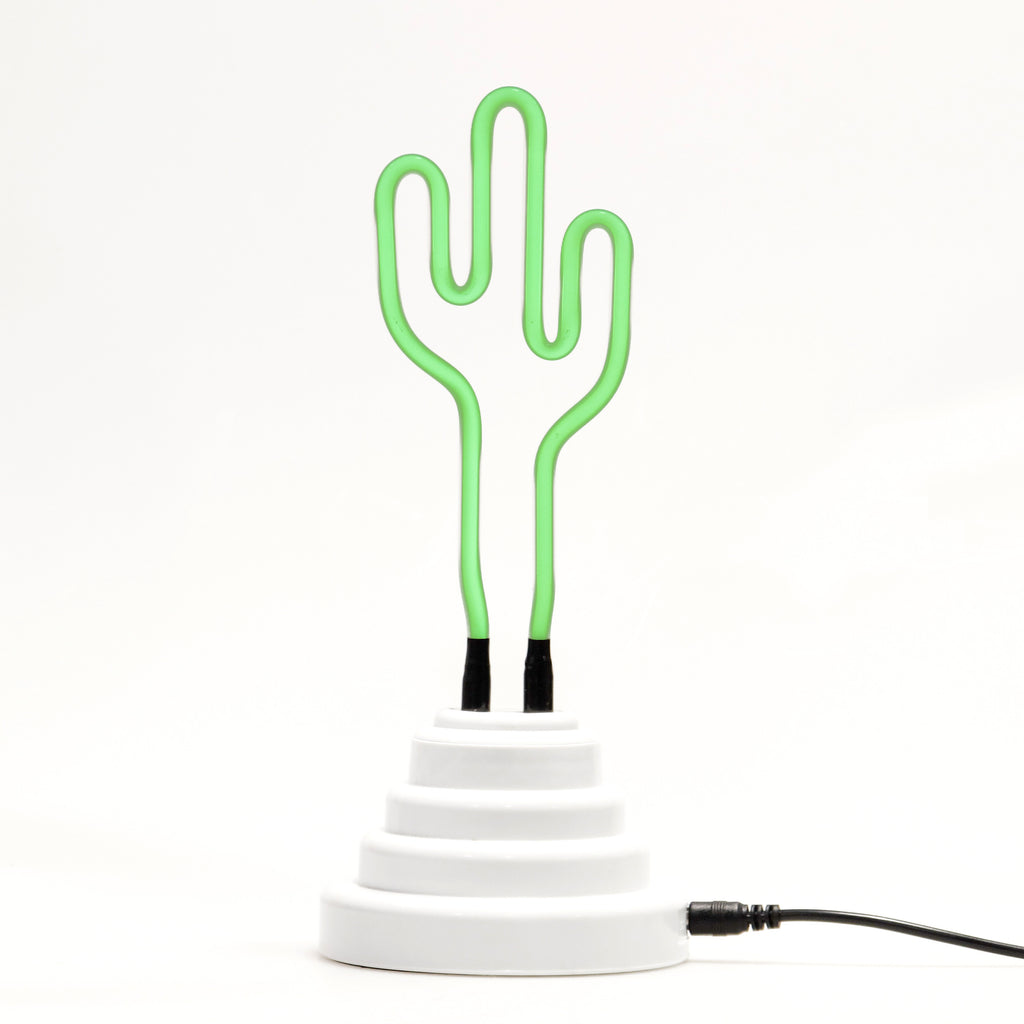 Cactus Mini Neon | Battery and USB Powered - MK Neon