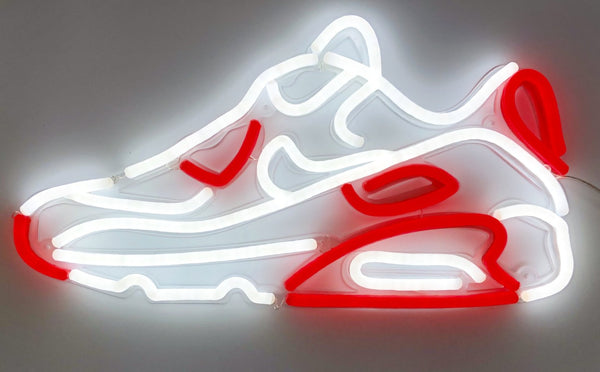 Air Max 90 | LED Neon Sign [Maxi Size] - MK Neon