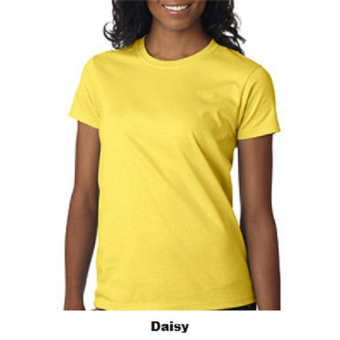 Gildan's Ladies 100% Cotton T