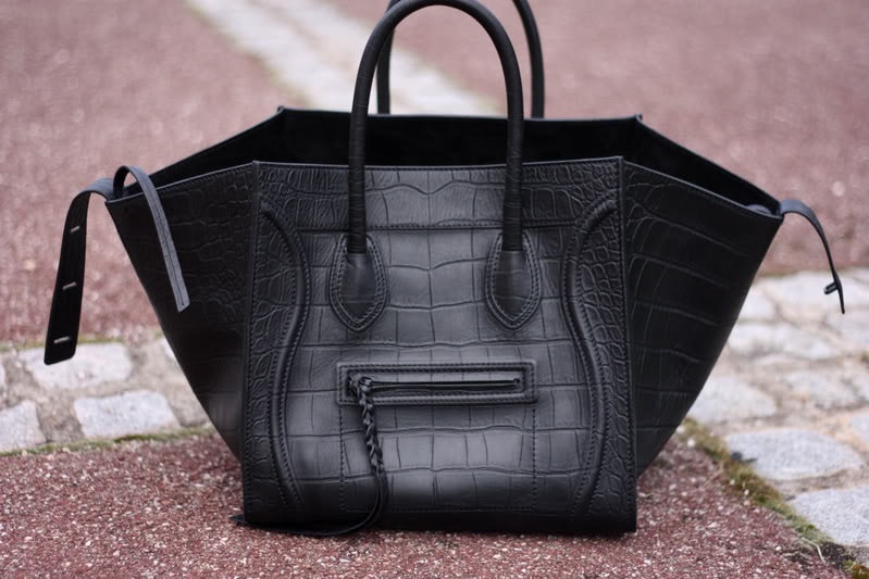 Celine Phantom Crocodile Bag - Luxury Next Season