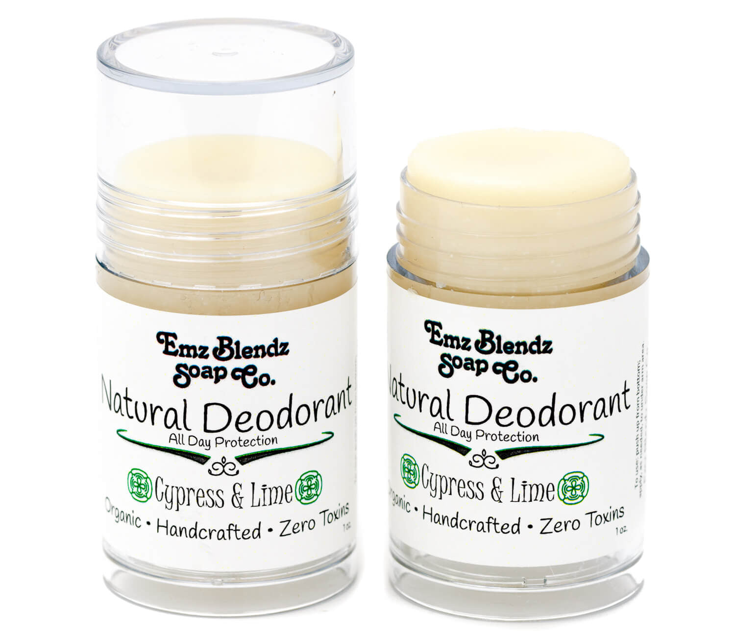 The Perfect Natural Deodorant