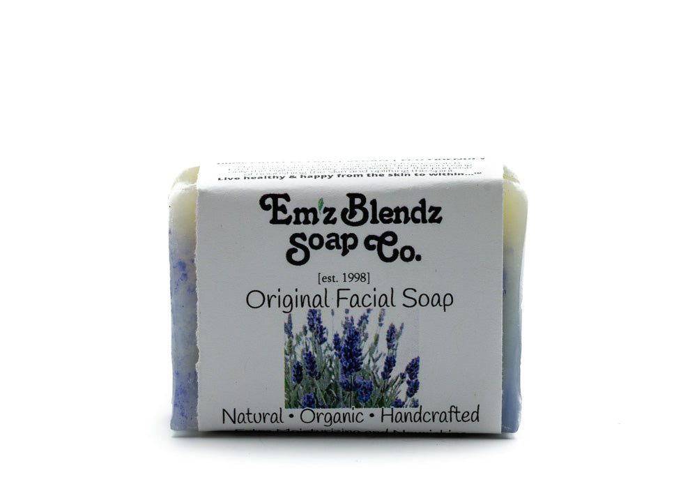 Original Organic | Balancing Facial Soap