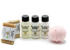 Complete Natural Guest Amenity B&B Inn Sample Set - Emz Blendz