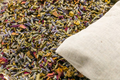 Herbal Lavender | Herbal Tub Tea - Emz Blendz