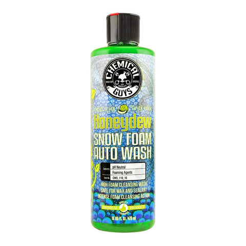 Honeydew Snow Foam Auto Wash Cleanser