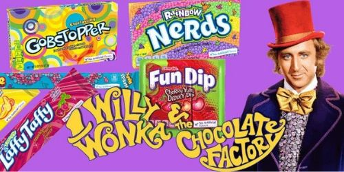 Willy Wonka Candy-Best Selling Summertime Candy at Wholesale Prices