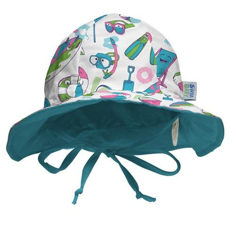 My Swim Baby Salty Toes Sun Hat