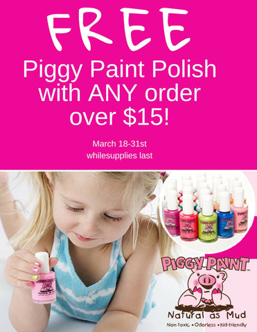 PIGGY PAINT FREE POLISH
