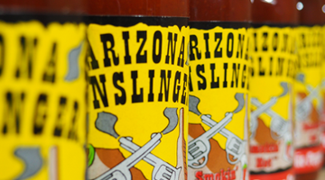 [REVIEW] Arizona Gunslinger Jalapeño Pepper Sauce