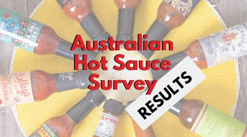 2018 Australian Hot Sauce Survey Results