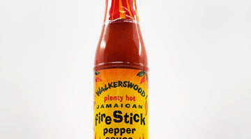 [REVIEW] Walkerswood Firestick Pepper Sauce