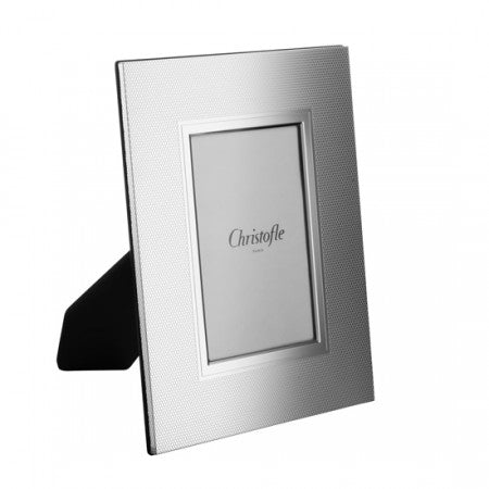 CHRISTOFLE MADISON SILVER PLATED PICTURE FRAMES