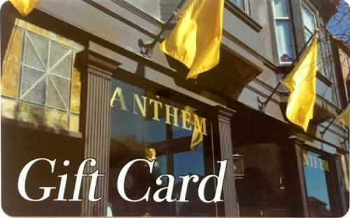 ANTHEM GIFT CARDS