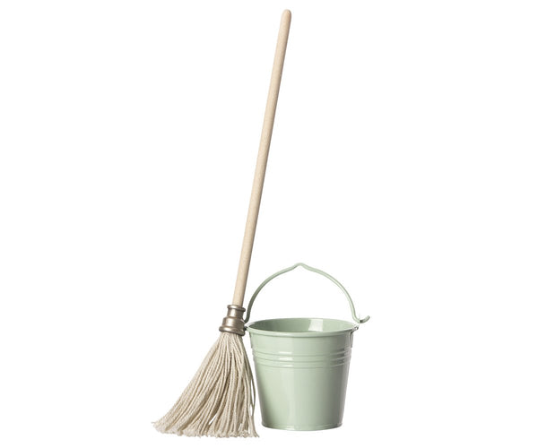 Bucket and Mop Set