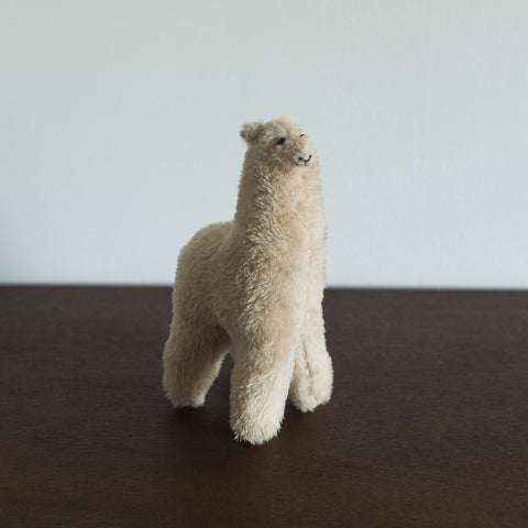 Alpaca Plush Doll