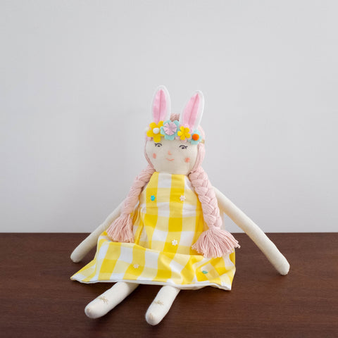 Alice Easter Doll