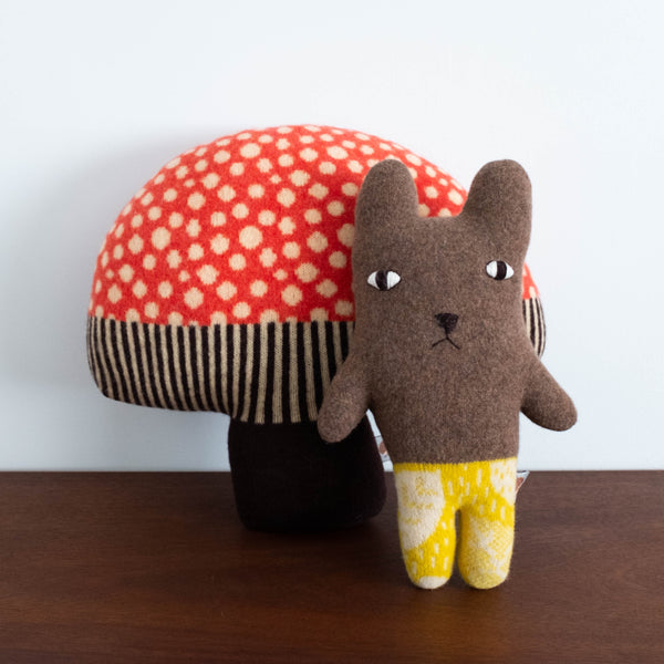 Mushroom Cushion Pillow
