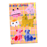 Gentle Thrills Puppies Sticker Sheet