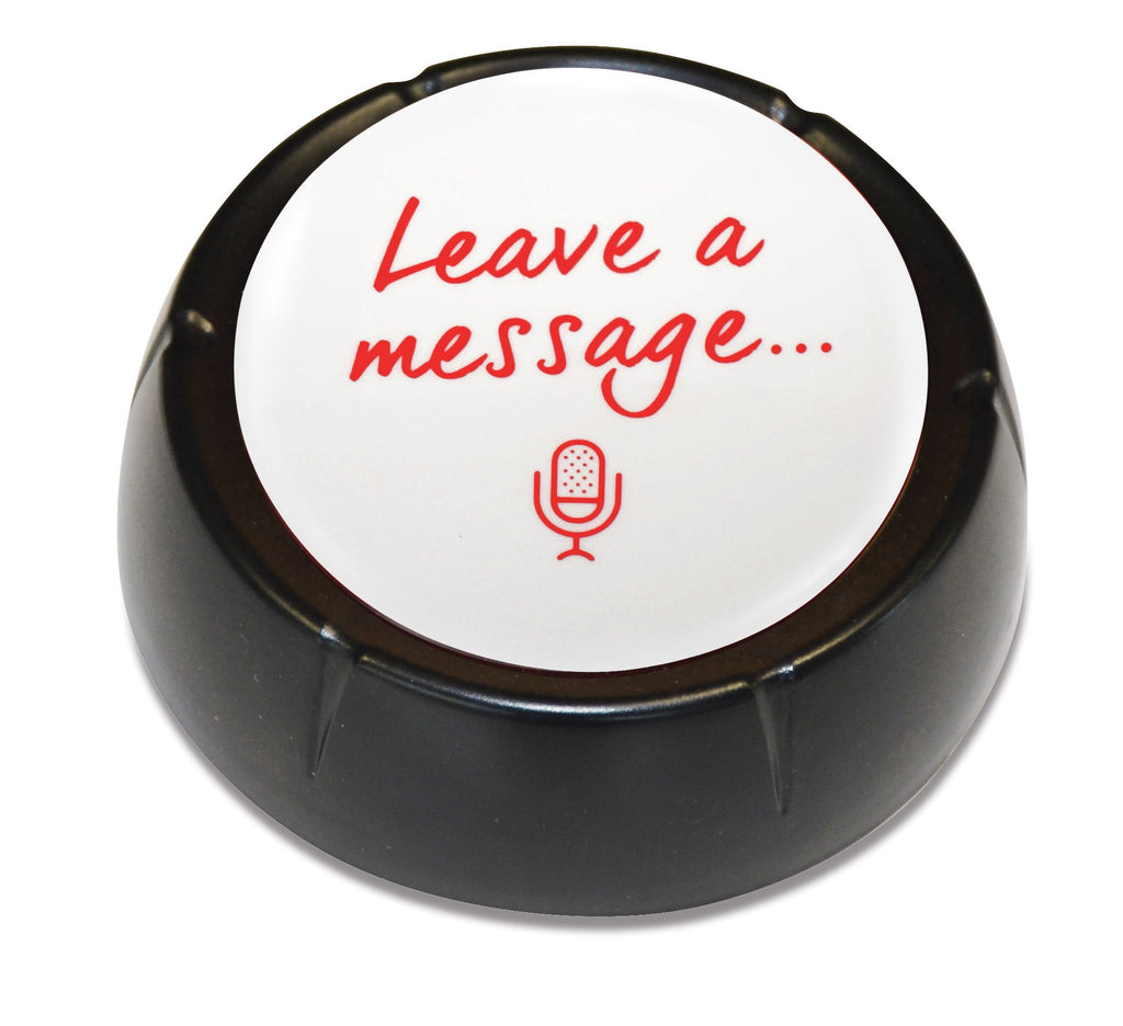 Leave A Message Button