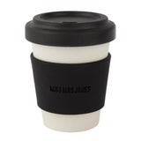 8 oz Bamboo Coffee Cup | Black