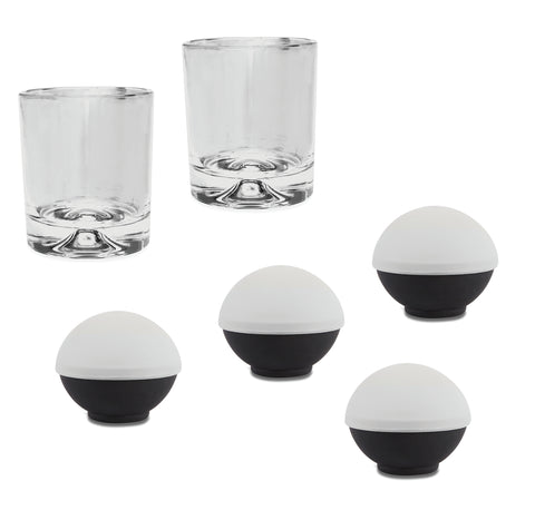 Ice Mold Sphere Cup 6Set