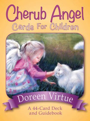 Cherub Angel Cards For Children | Carpe Diem with Remi