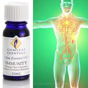Immunity Essential Oil Gumleaf 10ml