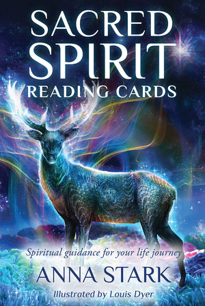 Sacred Spirit Reading Cards | Carpe Diem With Remi