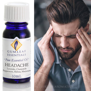 Headache Essential Oil Gumleaf 10ml | Carpe Diem With Remi