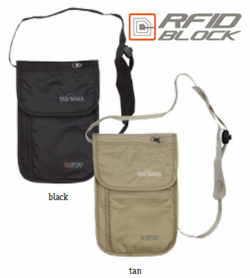 OSA RFID NECK POUCH