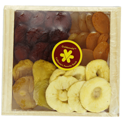 Goldenvale Snacks Fruit Pine Crate Deluxe 12 Ounce