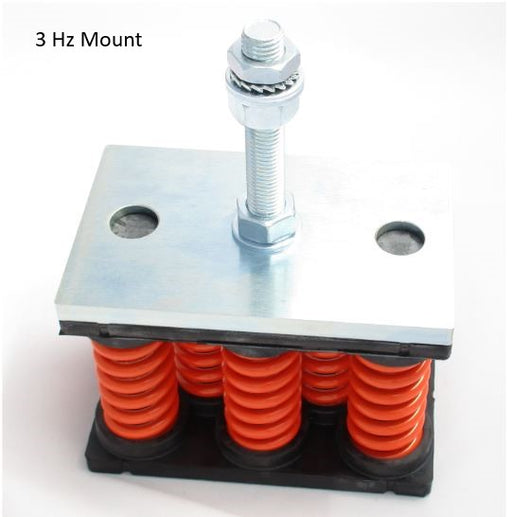 8-Spring Adjustable Height Foot