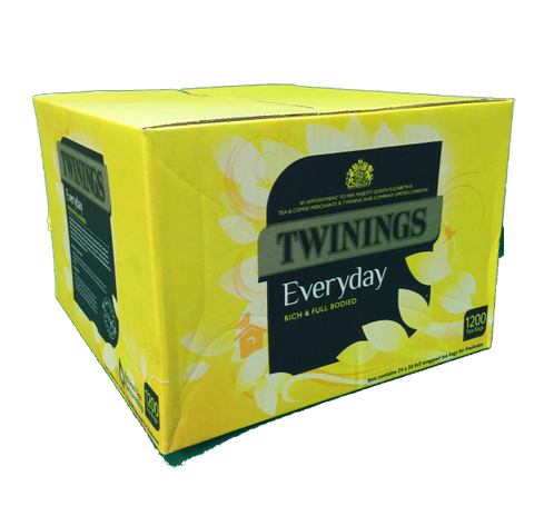 Twinings Everyday 1 cup tea bags (1x1200x2.9g)
