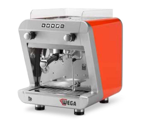 Wega IO 1 Group Espresso Coffee Machine Package