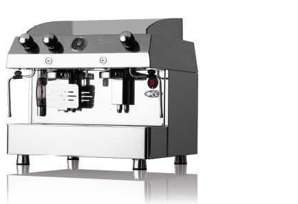 Fracino Contempo 2 Group Manual Cup Size Dosing Espresso Machine