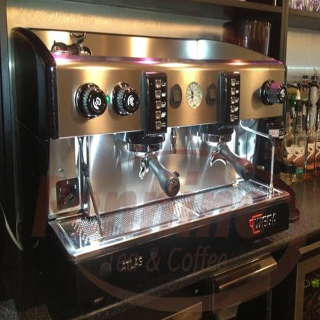 Wega Atlas 2 Group Compact Keypad Dosing Espresso Machine