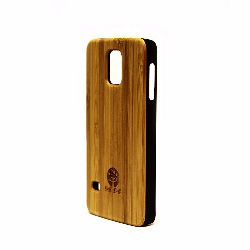 Samsung Galaxy S5 Bamboo Phone Case