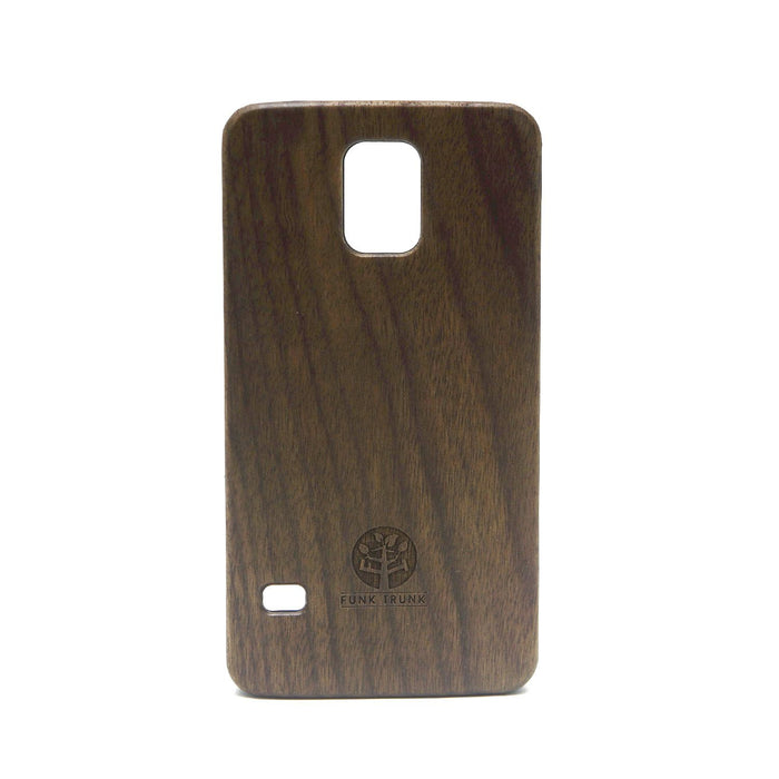 Samsung Galaxy S5 Walnut Phone Case