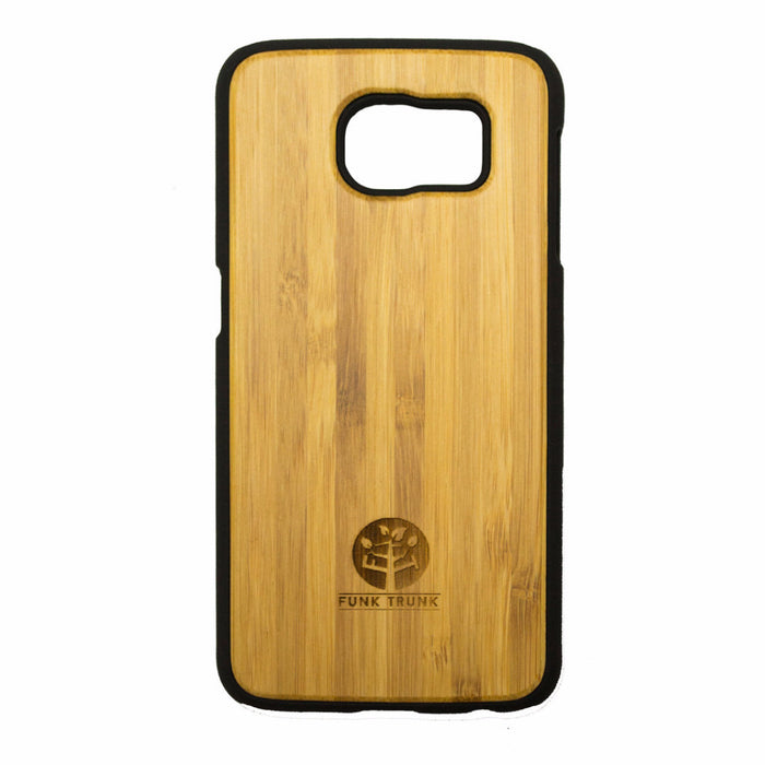 Samsung Galaxy S6 Bamboo Phone Case