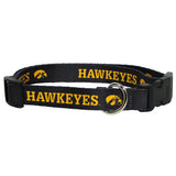 Iowa Hawkeyes Dog Collar
